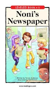 Nonis Newspaper