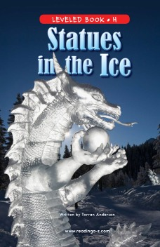 Statues in the Ice